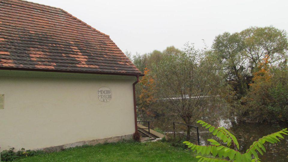 Zámecká vodárna Hluboká nad Vltavou