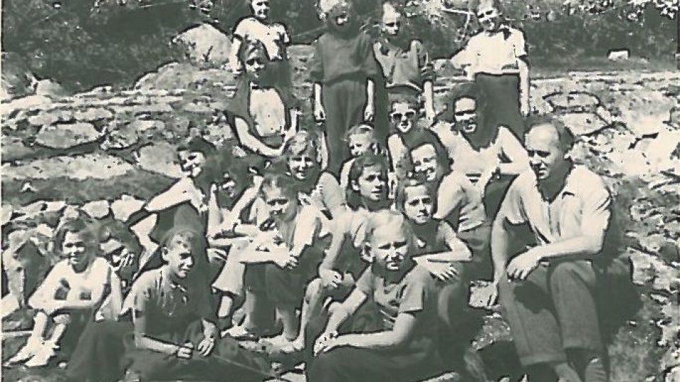 Dětský rozhlasový sbor budějovického rozhlasu byl založen v roce 1953