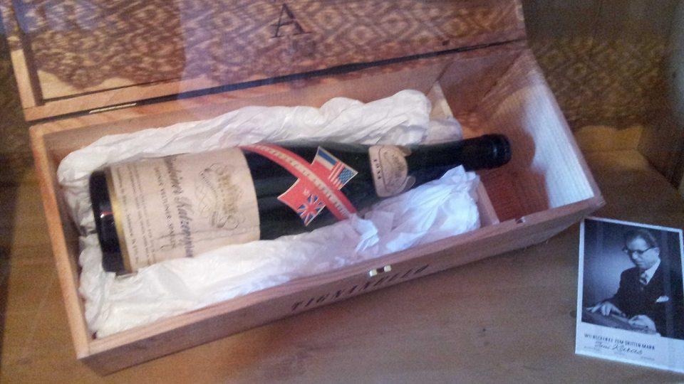 Tohle víno mělo historický význam