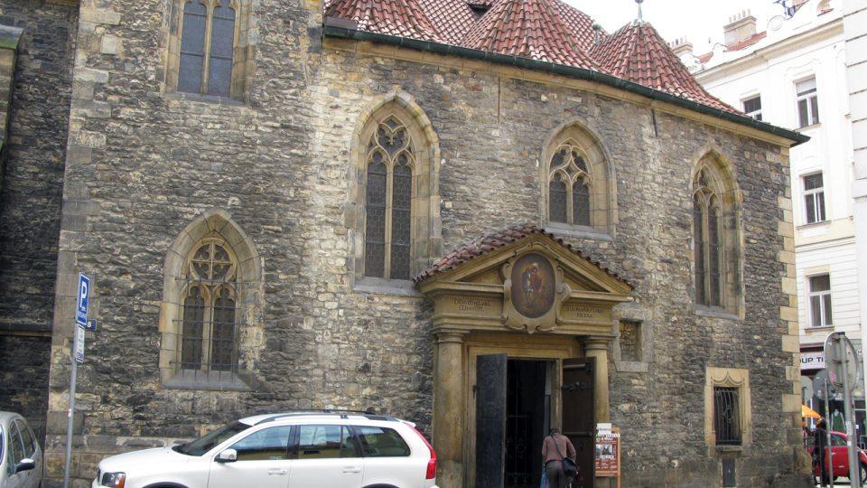 Kostel Martina ve zdi