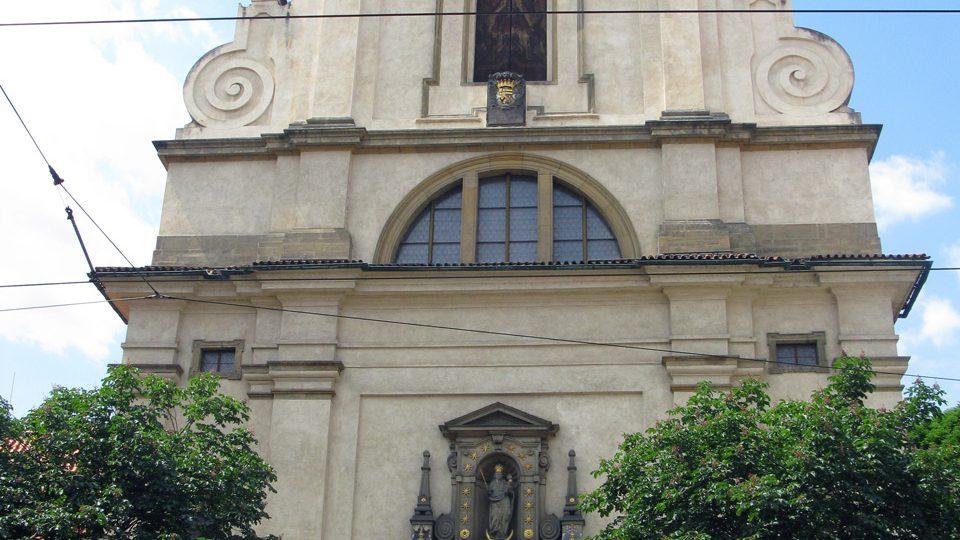 Kostel Panny Marie Vítězné a sv. Antonína Paduánského