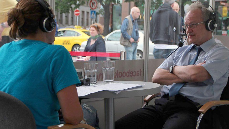 Petr Tláskal zdůraznil, že obezita je poměrně vážné onemocnění