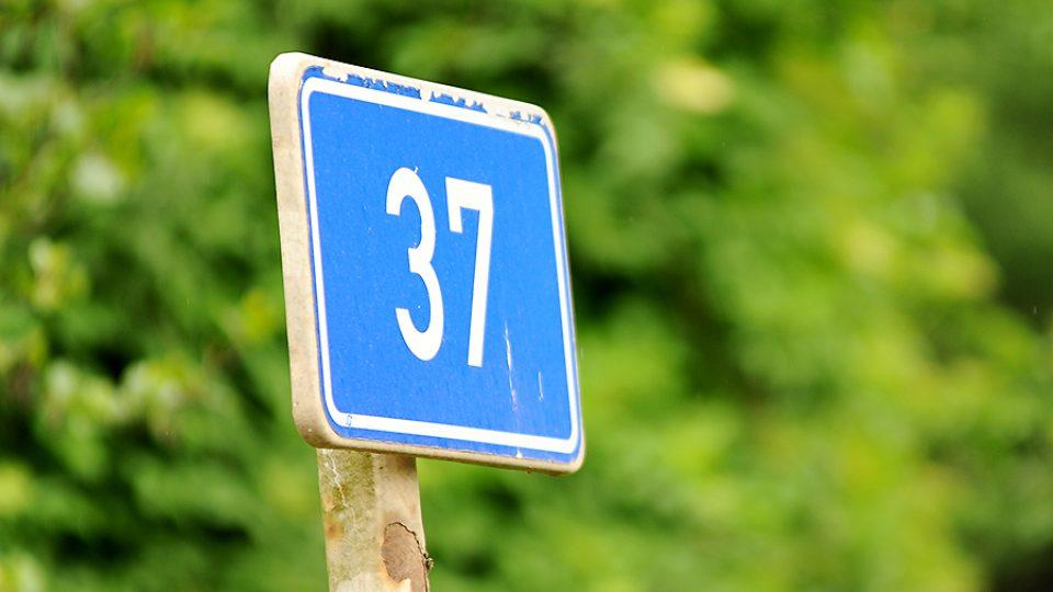 Opatovice nad Labem - stará trasa I/37