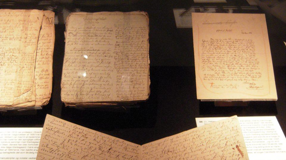 Kierkegaardovy spisy