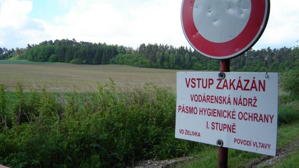 Kolem Želivky je nejpřísnější zóna ochrana vody