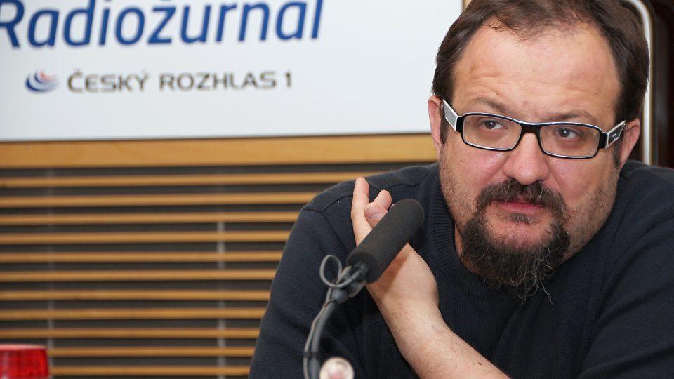 Josef Šlerka, odborník na nová média