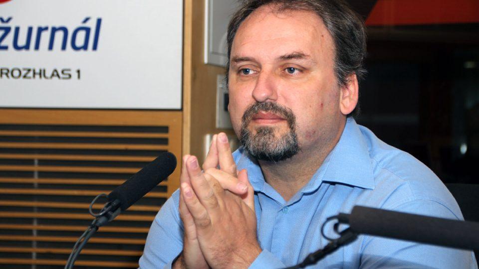 Pražský policista Pavel Havránek zavzpomínal na povodně, které Prahu zasáhly v roce 2002
