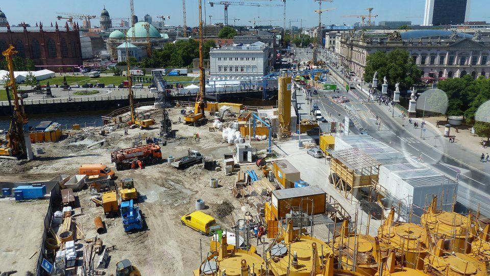 Berlín se ještě dlouho nezbaví pověsti největšího staveniště v Evropě
