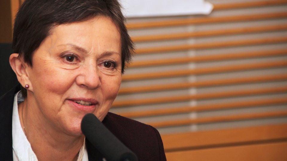 Lenka Termerová, herečka