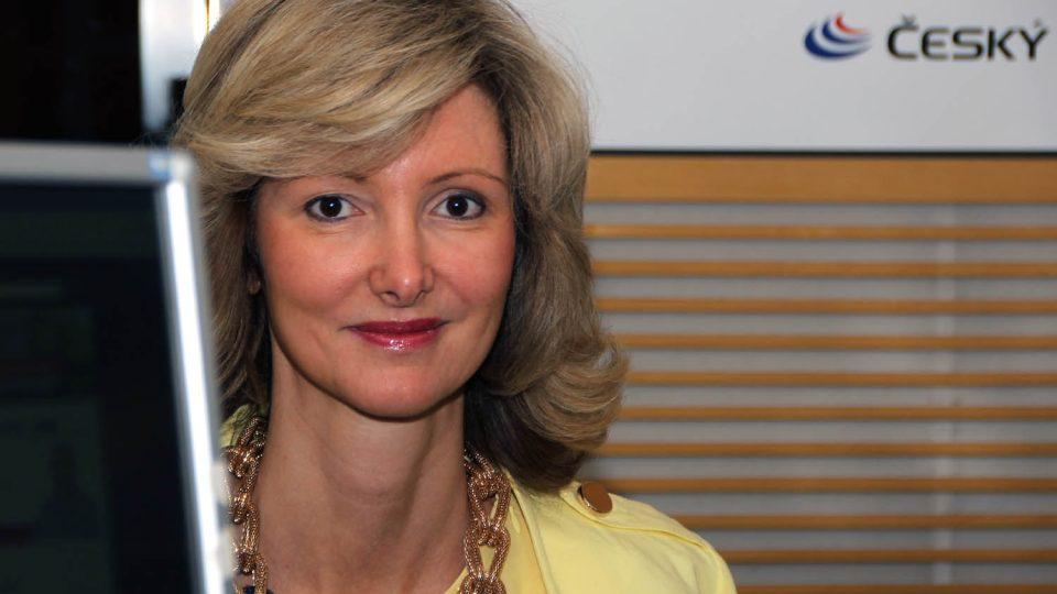 Monika Arenbergerová, dermatoložka