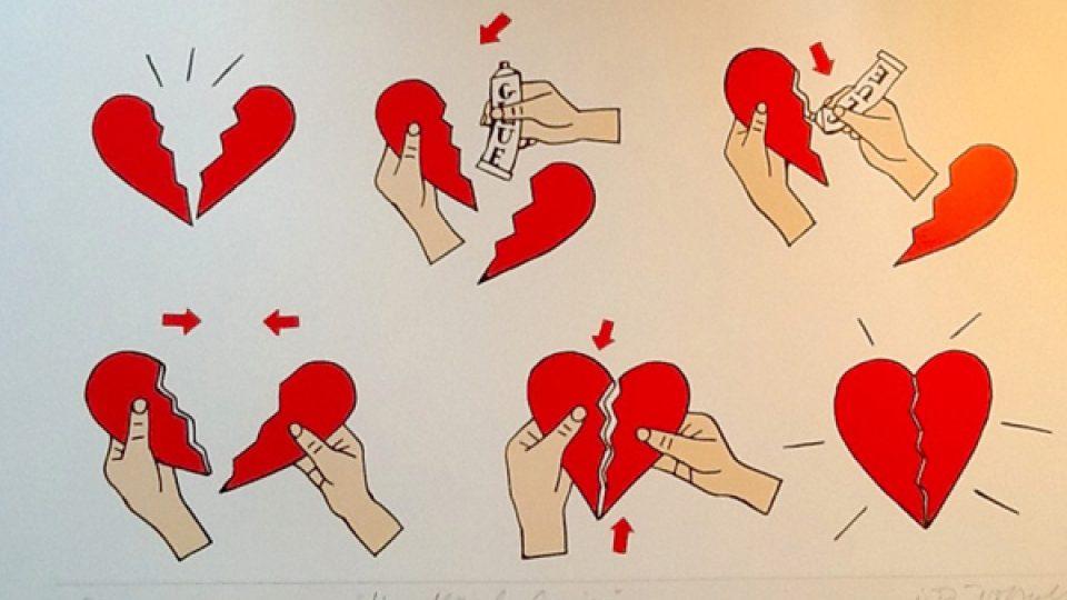 Heartbreak Comics