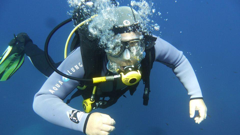 Malta je mezi potápěči stále oblíbenější