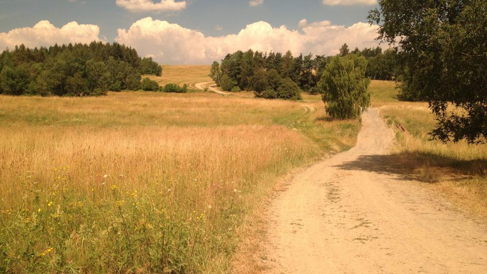 Cesta ke Skokům