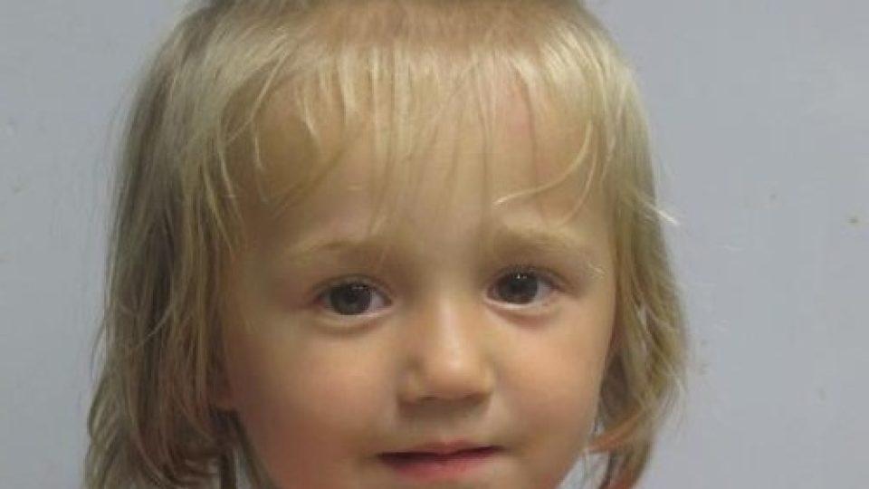 Policisté pátrají po rodičích asi dvouleté holčičky