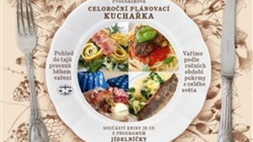 Celoroční plánovací kuchařka (Kamila Procházková)