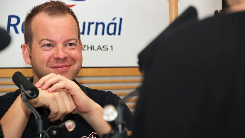 Meteorolog Michal Žák