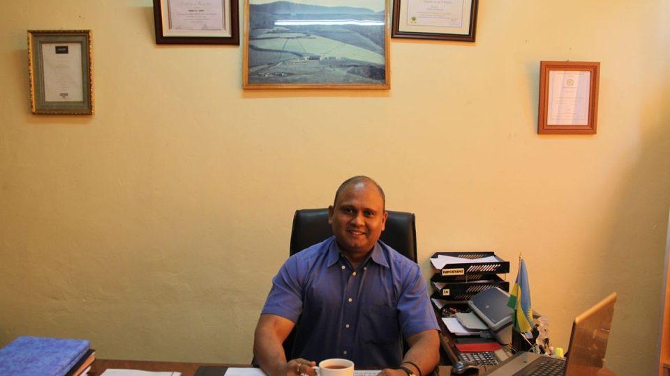 Ředitel Surender Jhijaria