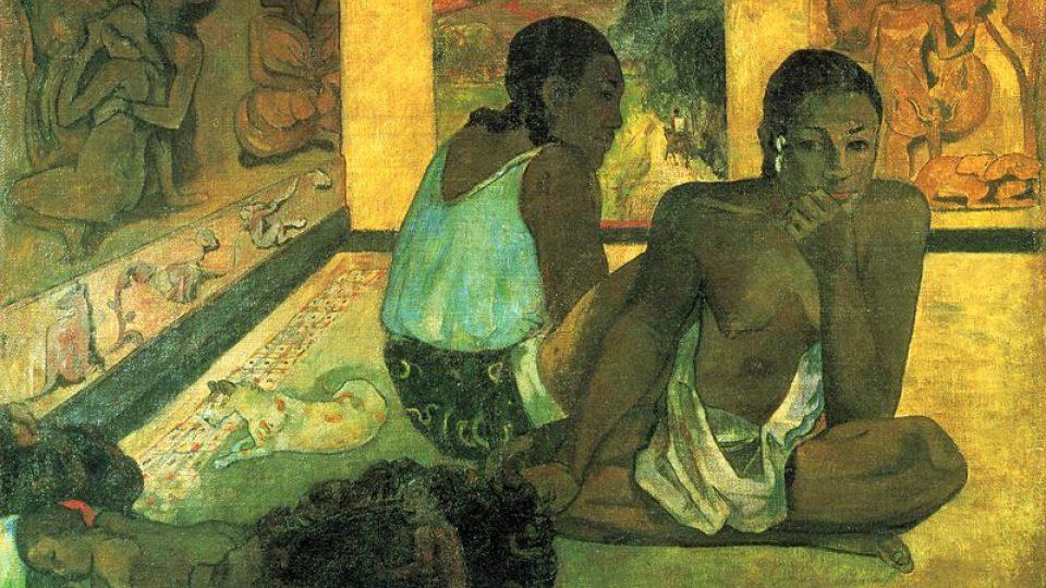 Paul Gauguin, Sen (Te rerioa), 1897