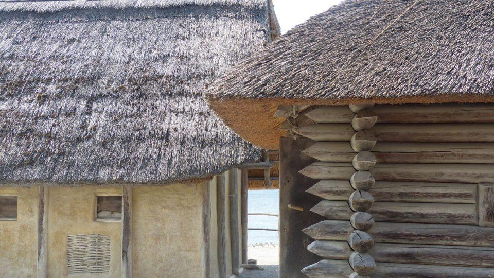 I s kamenými nástroji dokázali naši předkové zvládnout náročné detaily při stavbě obydlí