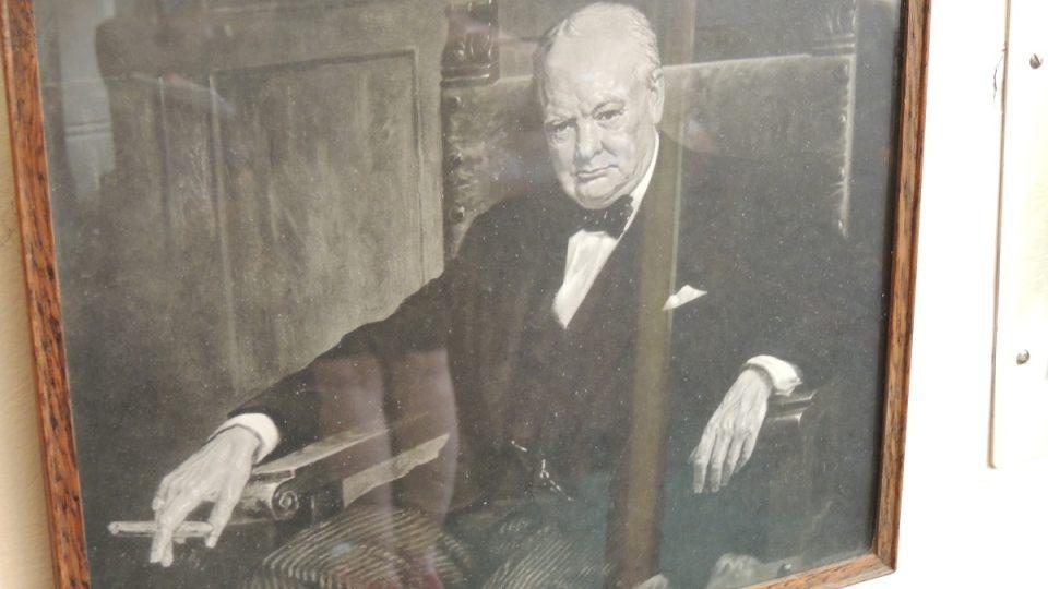 Jedinečné obleky si oblíbil i sir Winston Churchill