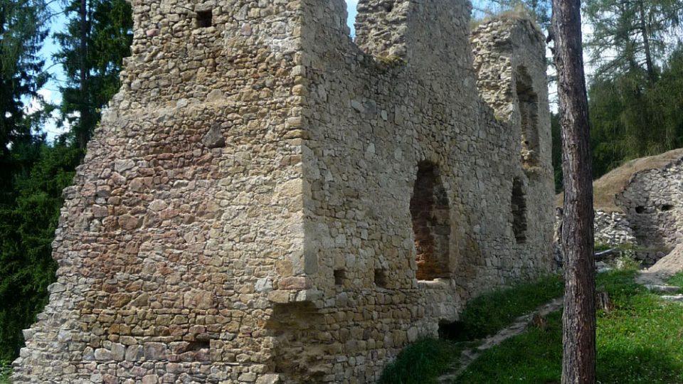 Na Pořešíně se můžete přenést do středověku