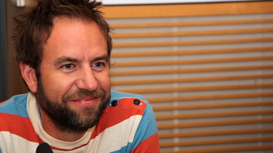 Milan Cais, bubeník a frontman kapely Tata Bojs