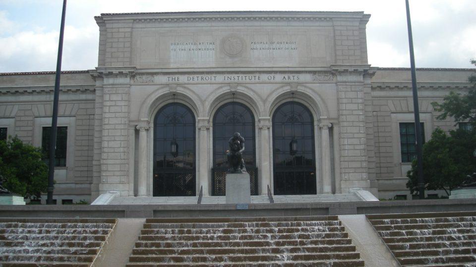 Detroitský institut umění