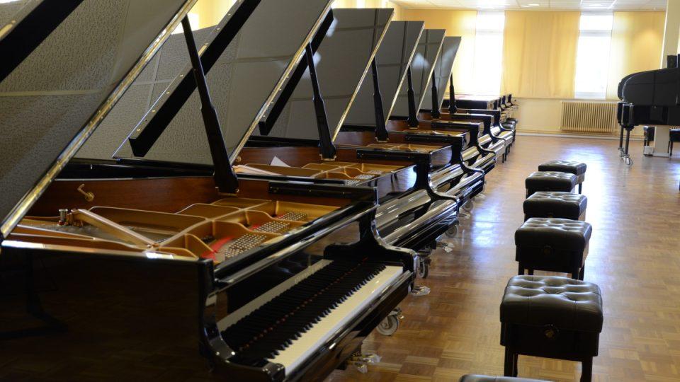 Piana vybraná ke zkoušce