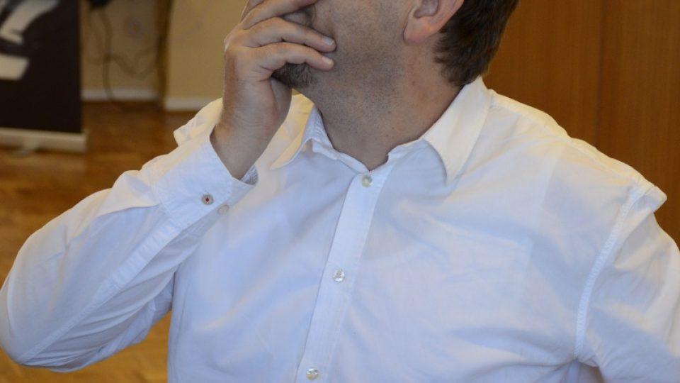Jan Simon - český klavírista, ředitel CUTSP ČRo