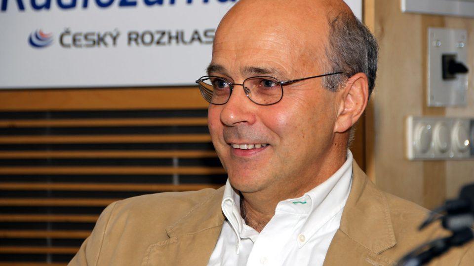 Investiční bankéř Ondřej Jonáš mluvil o rozpočtovém provizoriu ve Spojených státech