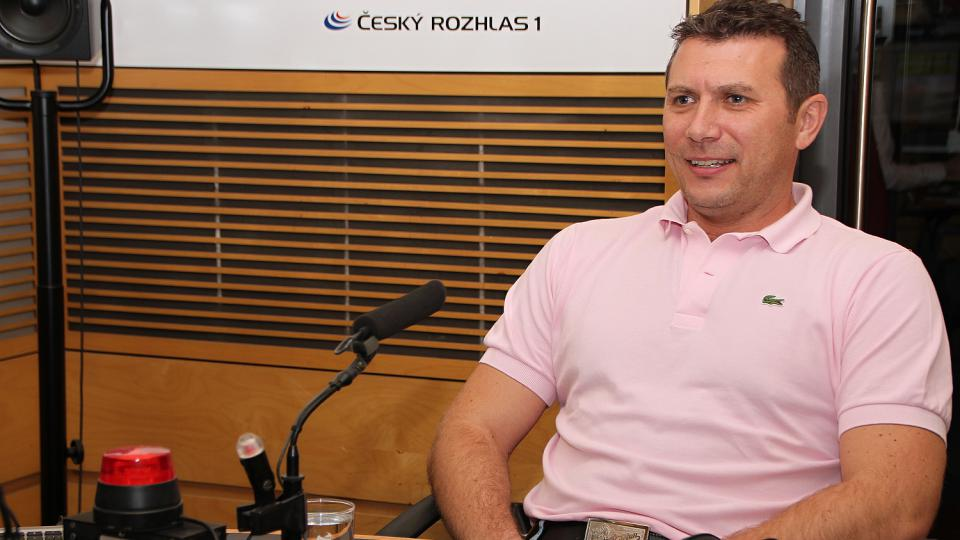 Petr Nepraš, ortoped a lékař fotbalistů Viktorie Plzeň