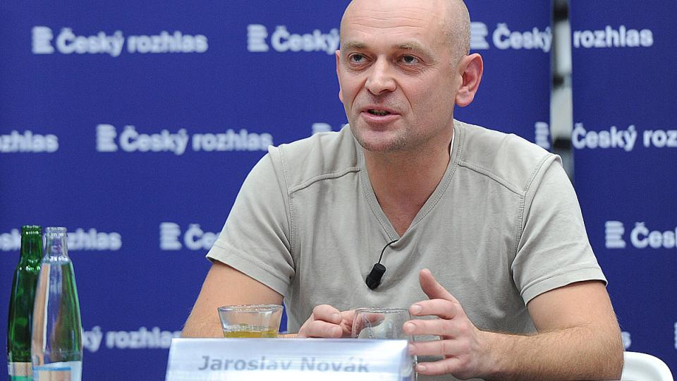 Předvolební Speciál Martina Veselovského na téma energetika, Jaroslav Novák