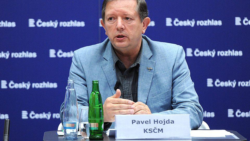 Předvolební Speciál Martina Veselovského na téma energetika, Pavel Hojda