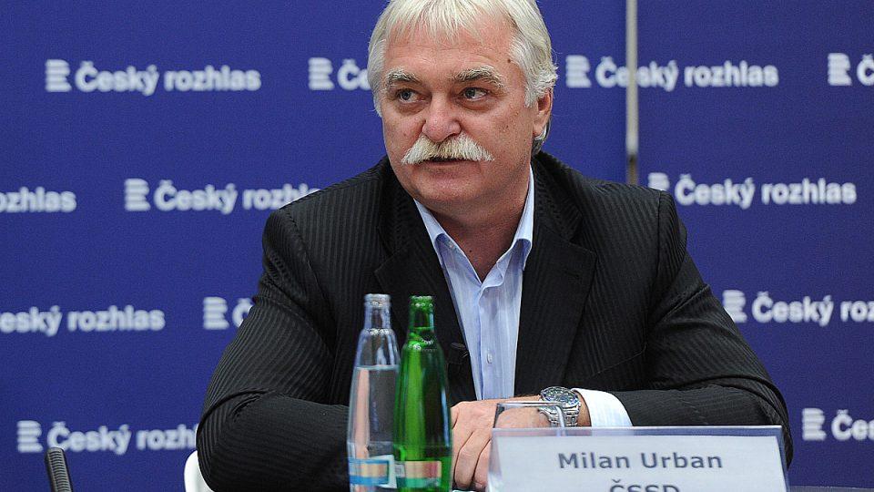 Předvolební Speciál Martina Veselovského na téma energetika, Milan Urban