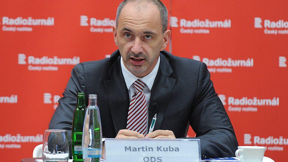 Předvolební Speciál Martina Veselovského na téma energetika, Martin Kuba