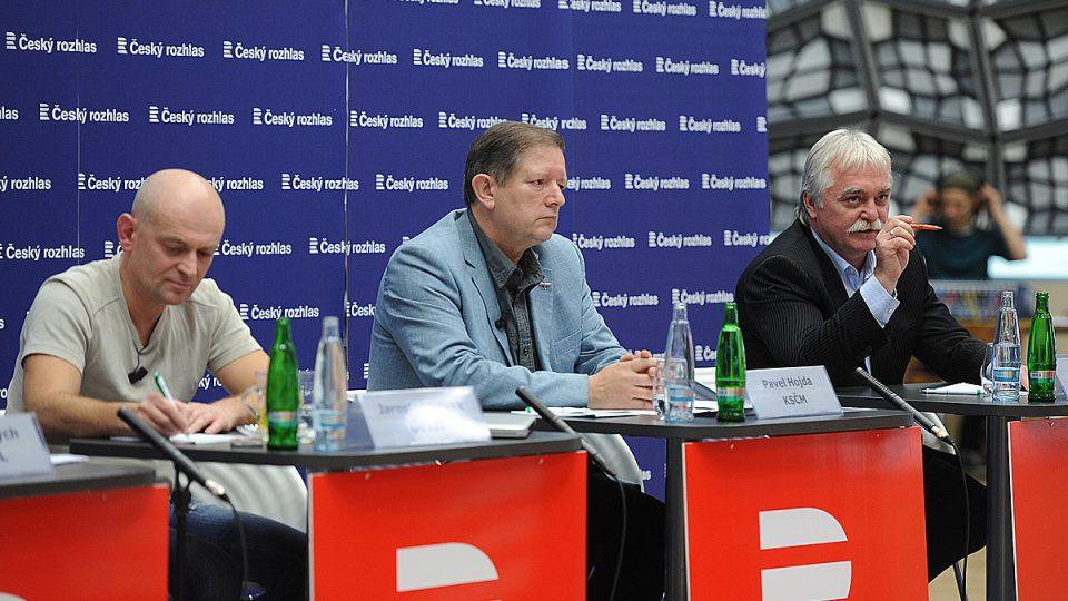 Předvolební Speciál Martina Veselovského na téma energetika