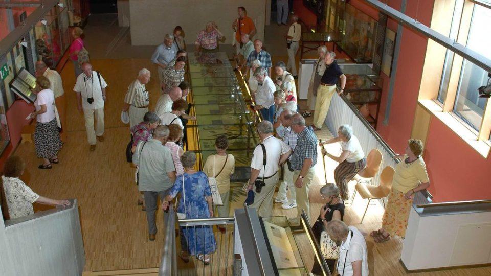 Museum Quintana Künzing nedaleko Pasova