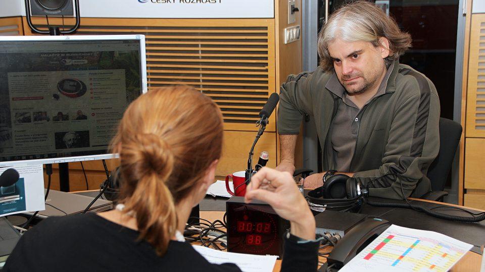 Jan Kužník, vedoucí redakce Technet.cz