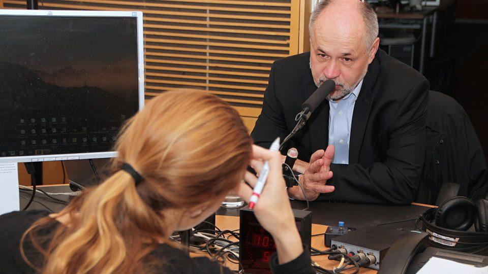 Politolog Jiří Pehe
