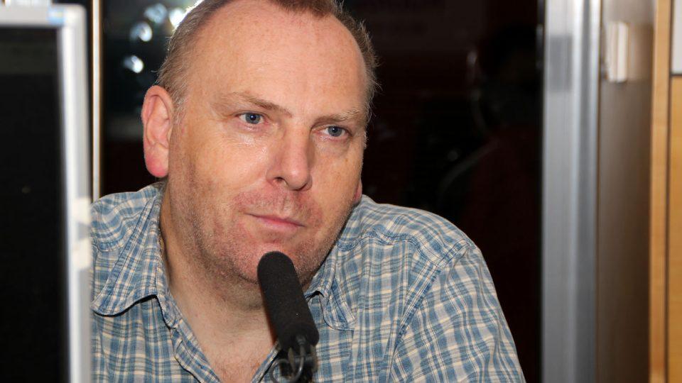 Pavel Klempíř z občanského sdružení Tango Havlíčkův Brod