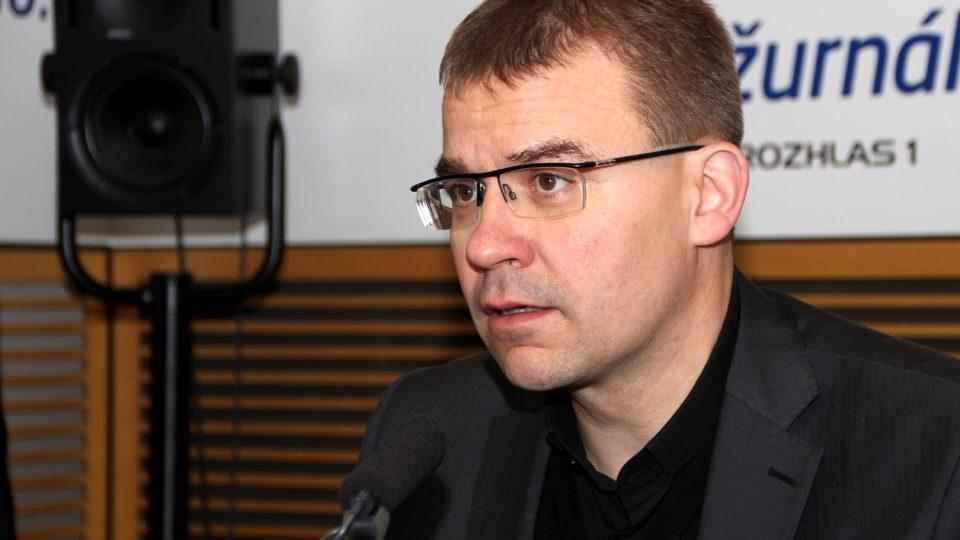 Tomáš Holub z České biskupské konference