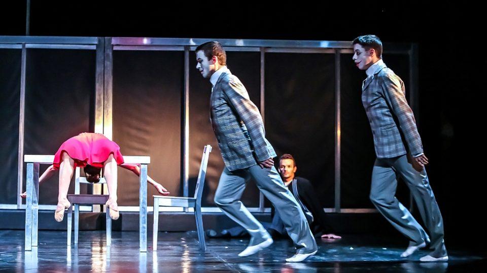 Baletní představení Kauza Kafka