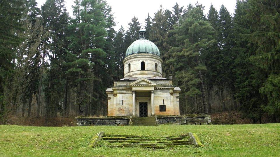 Mauzoleum v Sobotíně