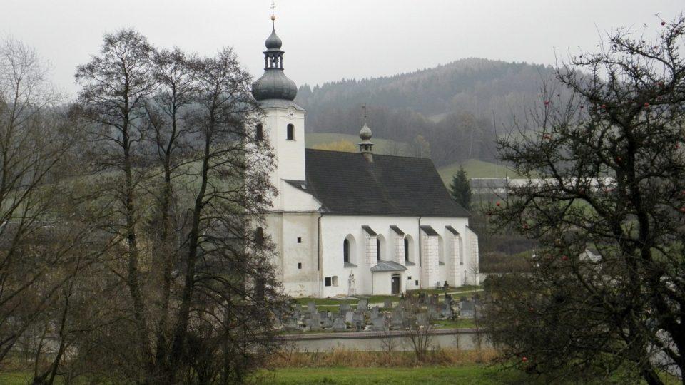 Kostel v Sobotíně