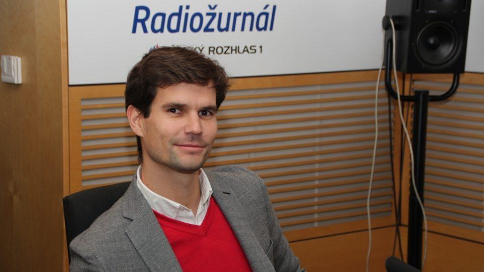 Michal Kalman, námořník a spoluautor Národní zprávy o zdraví a životním stylu českých školáků