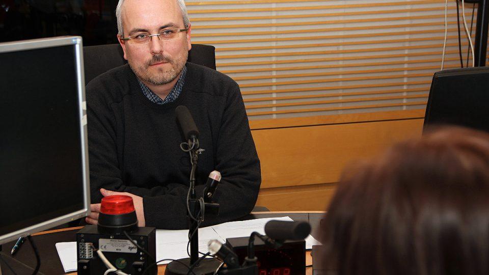 Ekonom Petr Dufek