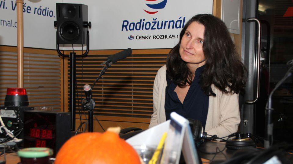 Margit Slimáková se věnuje výživovému poradenství