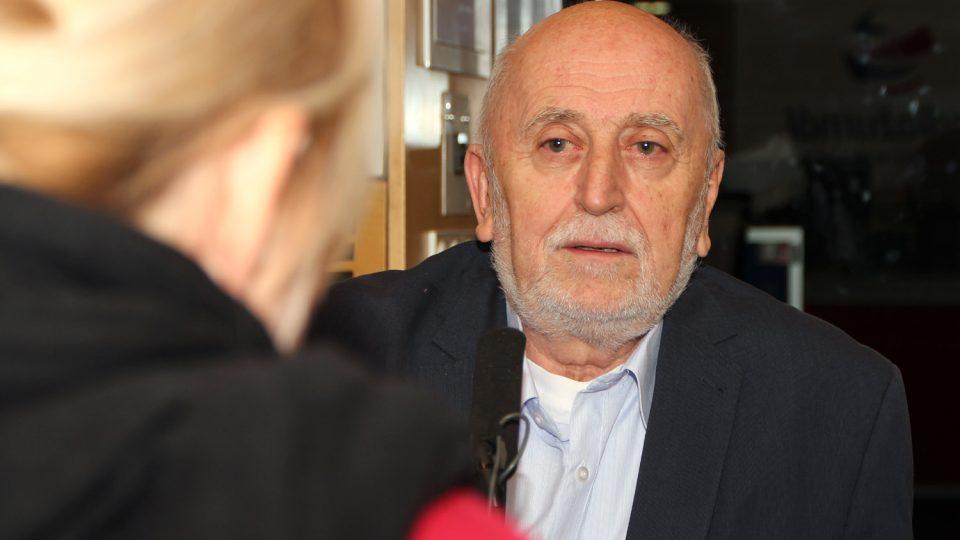 František Polák ohodnotil současnou televizní zábavu