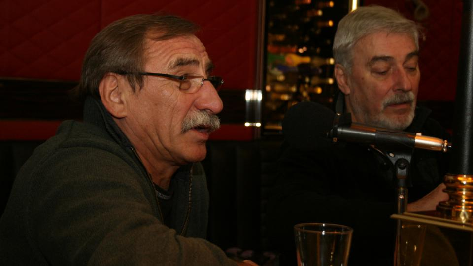 Pavel Zedníček a Jan Rosák