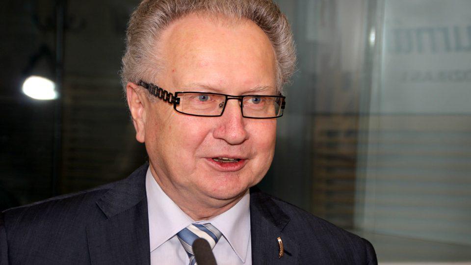 Jan Veleba, prezident Agrární komory ČR